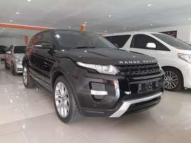 RANGE ROVER Evoque dinamic Luxury Red n Black odo 33 k ISTIMEWA