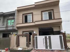 Brand New 5 Marla 1.5 Storey Green villas