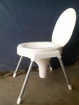 Commode Chair / Patient washroom Chair ( import from Iran )