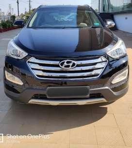 Hyundai Santa Fe 4 WD (Automatic), 2015, Diesel