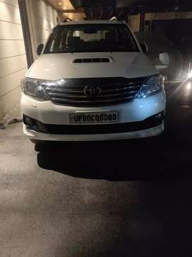 Toyota Fortuner October 2013 Diesel Automatic