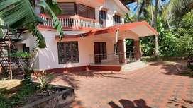 1200 SQ.FT. 2 BHK house at Kannur, Chirkkal, naalu mooku, near puthiya