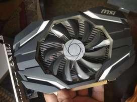 Msi Radeon RX 460 Graphic Card 4gb DDR5