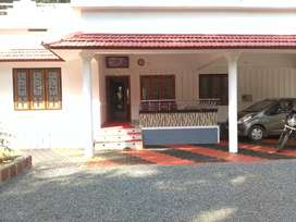 Furnished new home for sale near to cherupuzha