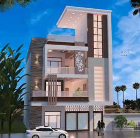 3d Elevation and exterior designing