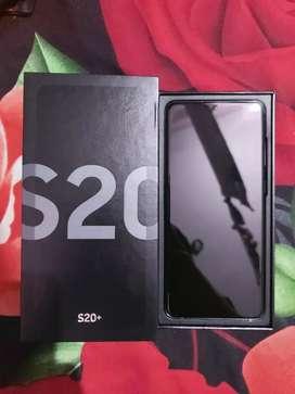 Samsung Galaxy s20 plus new seld pack urjnt bhai
