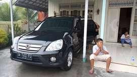 Jual Mobil Honda CRV Metik 2005