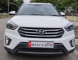Hyundai Creta 1.6 SX Automatic, 2015, Diesel