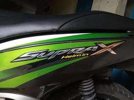 SUPRA X 125 helm in
