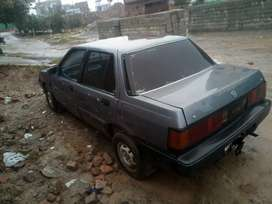 Honda Civic 84 Model EFI