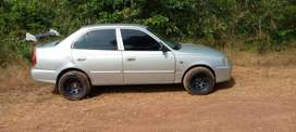 Hyundai Accent GLS 1.6, 2004, Petrol