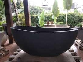 Bathtub Elegant Merauke Mewah Terrazzo