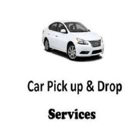 Pick and Drop services Driver Services