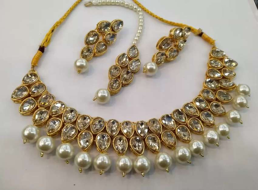 Artificial Jewellery Set 0