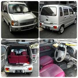 Suzuki karimun gx bensin