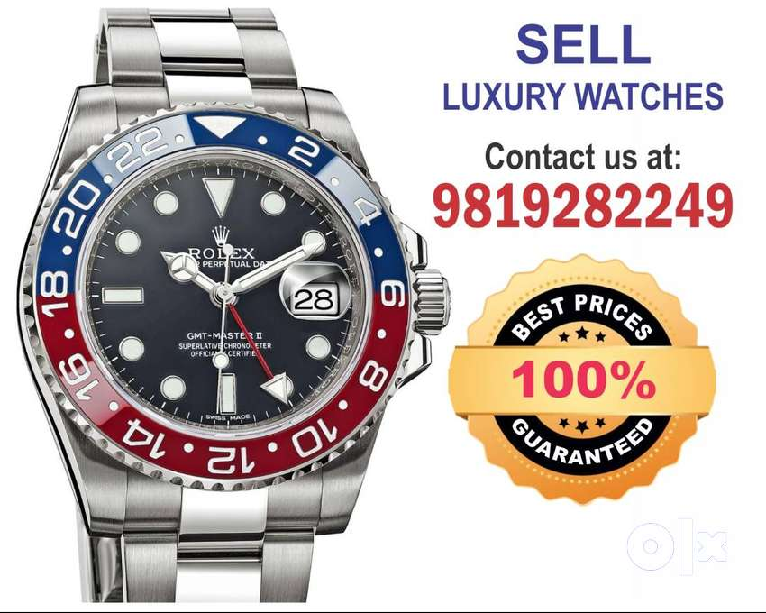 Seller for Rolex GMT Breitling, Audemars,Vacheron, Omega Watch buyers 0
