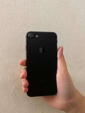 Iphone 7 128GB Black Matte MURAH