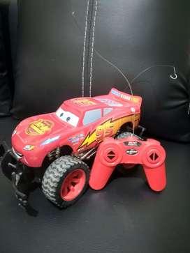 Mainan Mobilan Remote McQueen Bigfoot