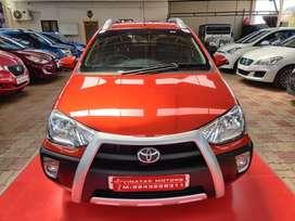 Toyota Etios Cross 1.5L V, 2014, Petrol