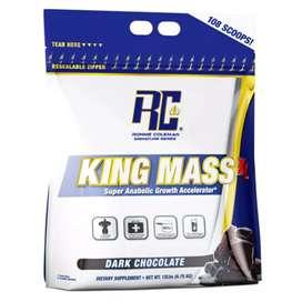 Gainer Eceran King Mass 2lb900gr Penambah Berat Badan&Massa Otot