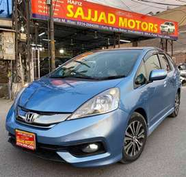 Honda Fit Shuttle RS Paddel Shifter Smart Edition 2014