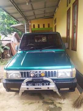 Dijual Mobil Kijang Super 95 Rawatan, Gress, No Kendala, Kolektor