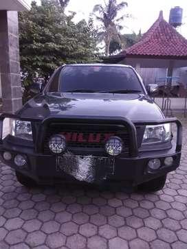 Toyota Hilux Pick up th 2012 Solar mulus