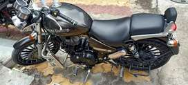 Royal enfield thunderbird for sale excellent condition