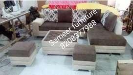 New modular design sofa set curnar 10