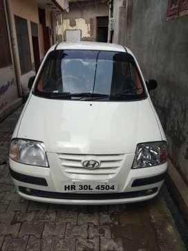 Hyundai Santro Xing cng 94000 Kms 2013 year