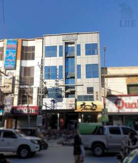 611 Sqfts Office For Sale In KFK Business Plaza Shahra-E-Iqbal.