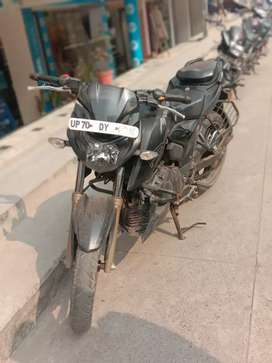 Tvs apache rtr 200 new edition 2017 aug model just like new