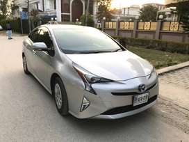 Toyota Prius 2016, 51000km, Excellent Condition