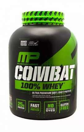 Whey protein Musclepharm COMBAT 5lbs
