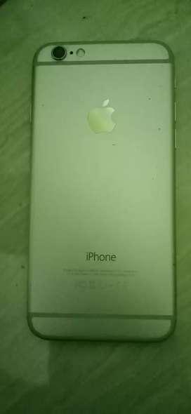Jual iPhone 6 kondisi barang mulus minus pemakaian pribadi