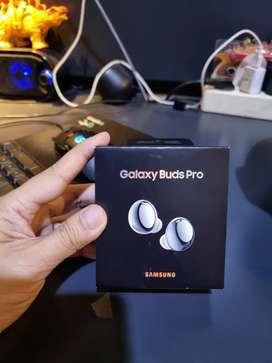 Di Jual Samsung Galaxy Buds Pro Garansi Resmi - Phantom Silver
