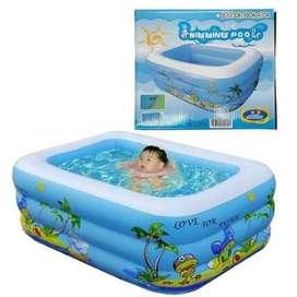 AREA JOGJA BISA KE TOKO , kolam renang baby ukuran besar