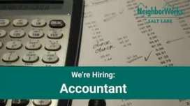 Mega opening for accountant job/Accounts officer