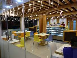 Fully Furnished Italian Cafe For Sale