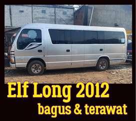 (Long) Isuzu Microbus 2012