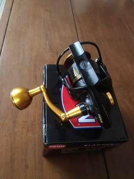 reel penn slammer III 5500