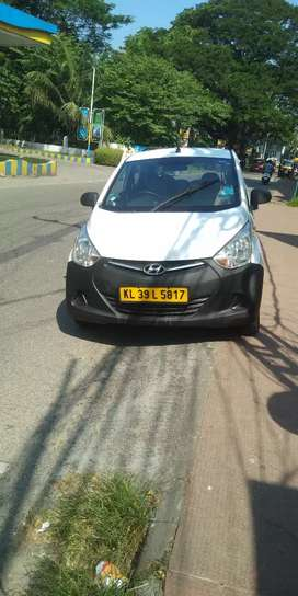 Eon cng Uber ola attached car for rent