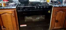 Cooking range, microwave oven,refrigerator automatic washing machine