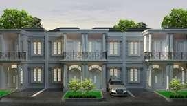 Rumah di ciputat lokasi strategis, Adipati Residence Ciputat