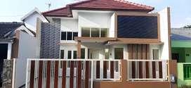 Rumah Baru Modern Minimalis di Sulfat