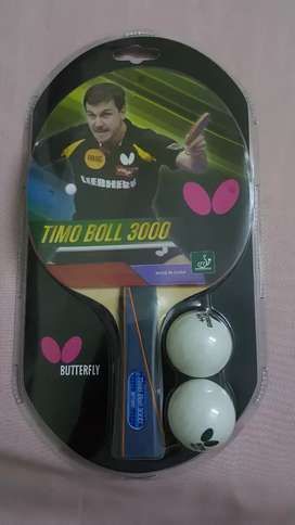 Table tennis rackets - butterfly - Timo boll 3000