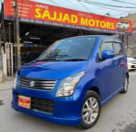 Suzuki Wagon R Push Start Lahore Register 2015