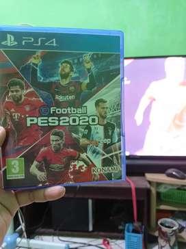 Kaset BD PES 2020 PS4