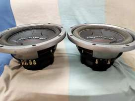 Woofer Pair Pioneer 307d2 Original