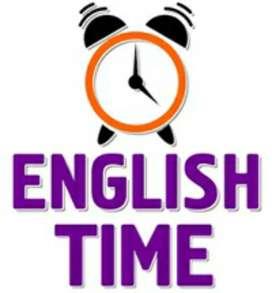 Les private guru bahasa Inggris